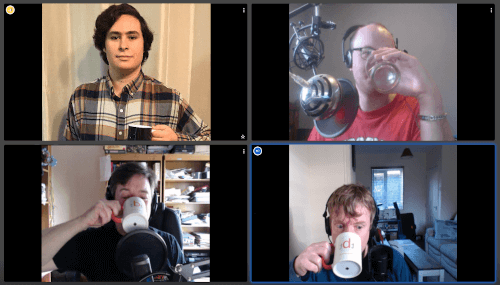 The Binary Times show with members of the OSC community