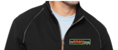 Get yourself a Binary Times shirt for the people at Hello Tux.